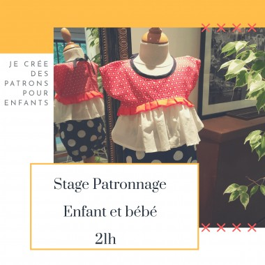 stage patronnage Enfant